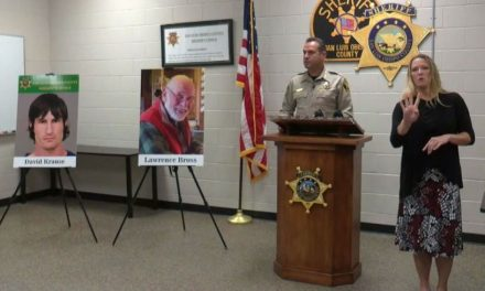 SLO County Sheriff, Assistant District Attorney Announce Arrest in 2019 Homicide Case