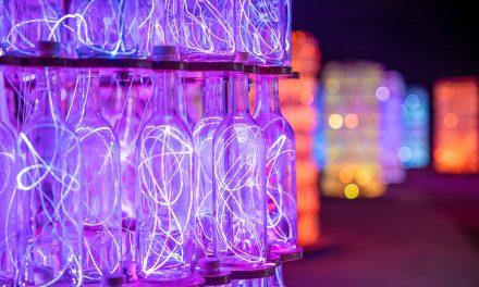 Bruce Munro: Light at Sensorio Hosts Fundraiser Benefit