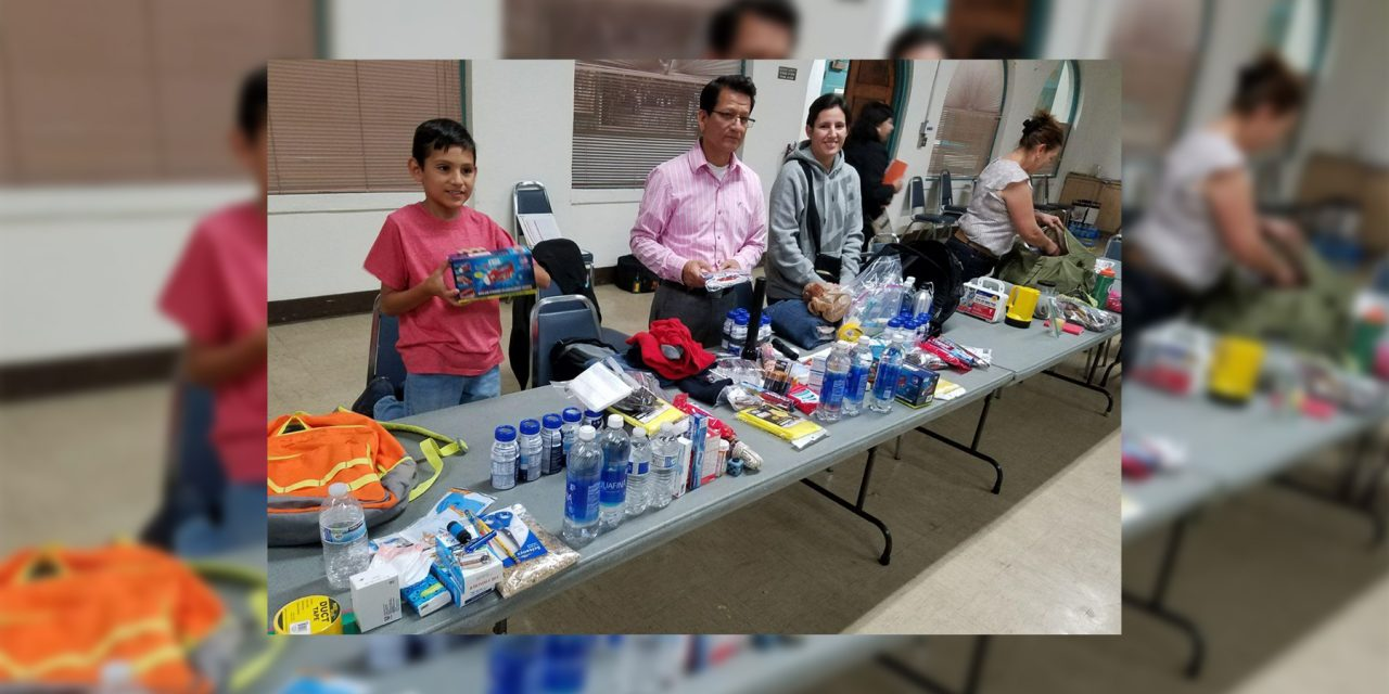 Disaster Readiness Class for Spanish Speakers March 14