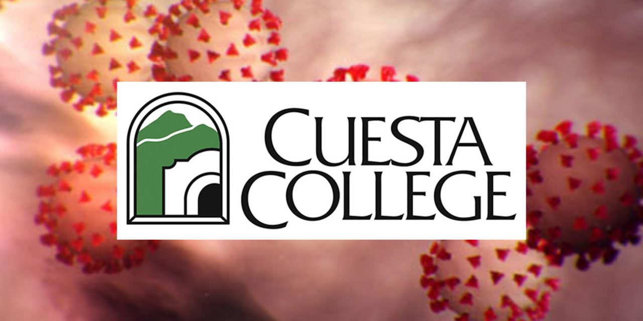 Cuesta College Fall Instruction Will be Mostly Online