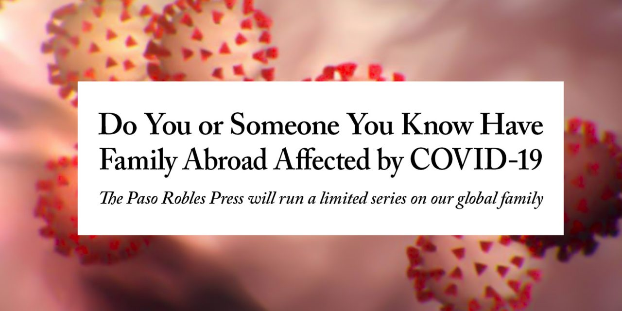 Paso Robles Press Seeks Community Members with Family Abroad