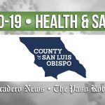 SLO County Reports 119 New COVID-19 Cases Over Past 3 Days