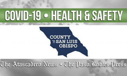 Increase of Two Brings SLO County Active Cases to 45