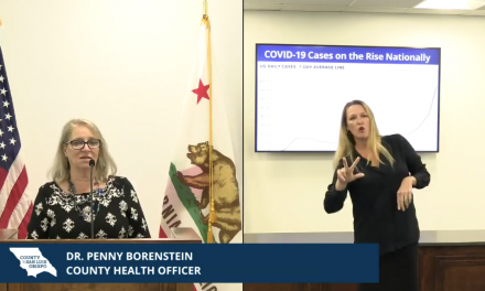 Dr. Borenstein: Planning for First Phase of COVID-19 Vaccination Underway in County