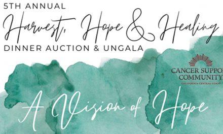 Cancer Support Fundraiser, Harvest, Hope & Healing Set for August 22 on a Virtual Platform