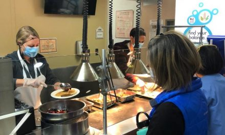 Twin Cities Cafeteria Earns Perfect 100 Score and Commendation by Public Health Department
