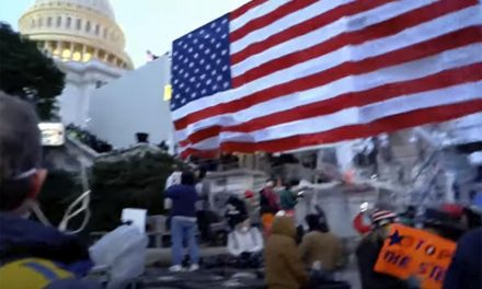 'Trump Supporters' Breach Capitol Building After Rally
