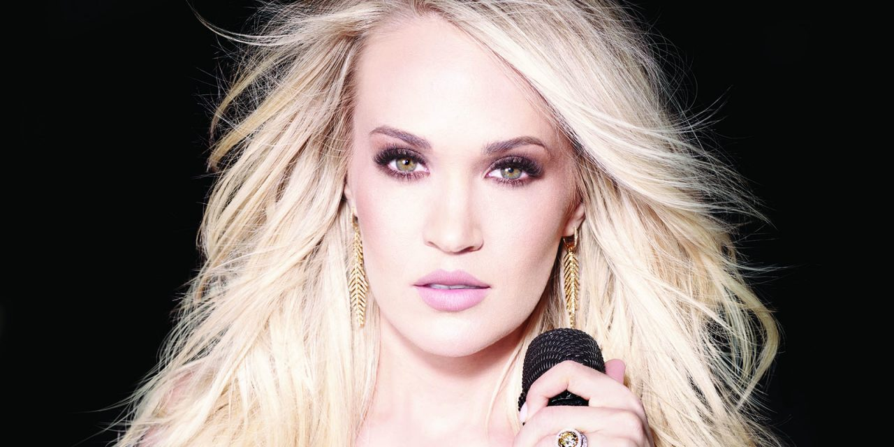 Carrie Underwood Stars on Paso Robles Hottest Summer Stage