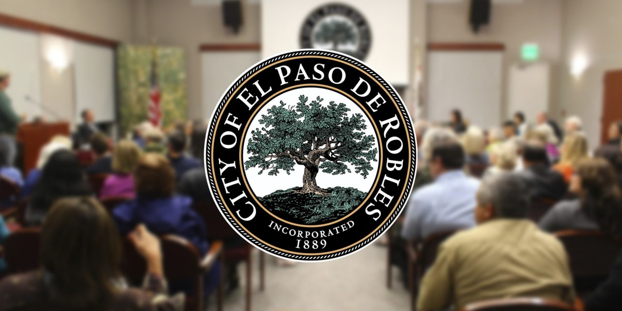 Paso Robles City Council to Use Firm to Help Find Next City Manager