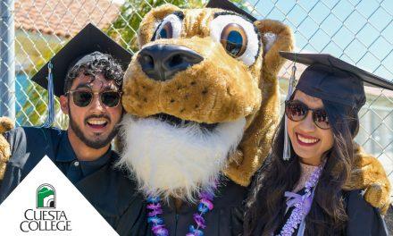 Cuesta College Celebrating Class of 2020 on Dec. 18