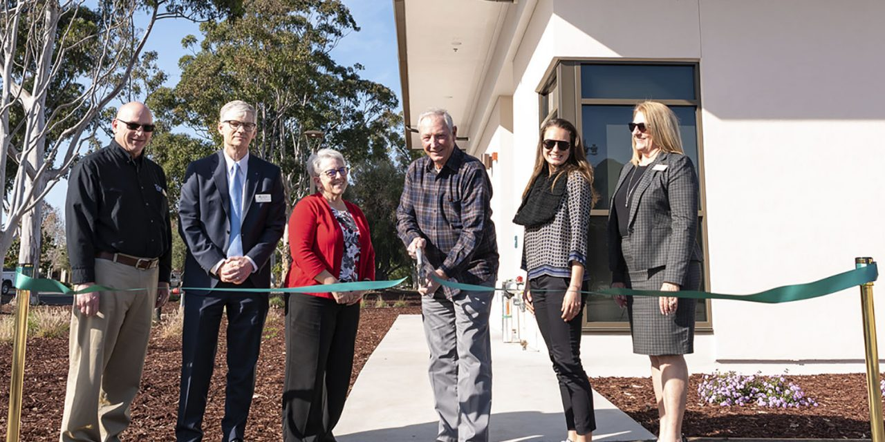 Cuesta College Cuts Ribbon on New Data Center