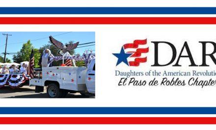 DAR, El Paso de Robles Chapter Honors Patriots