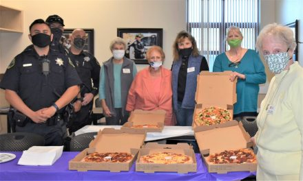 NSDAR Honor the Paso Robles Police Department