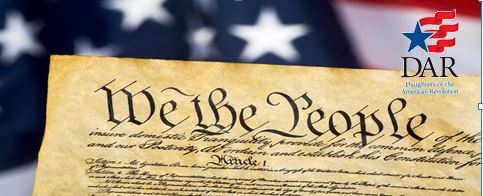 El Paso de Robles Chapter of the Daughters of the American Revolution Promotes Constitution Week: September 17-23