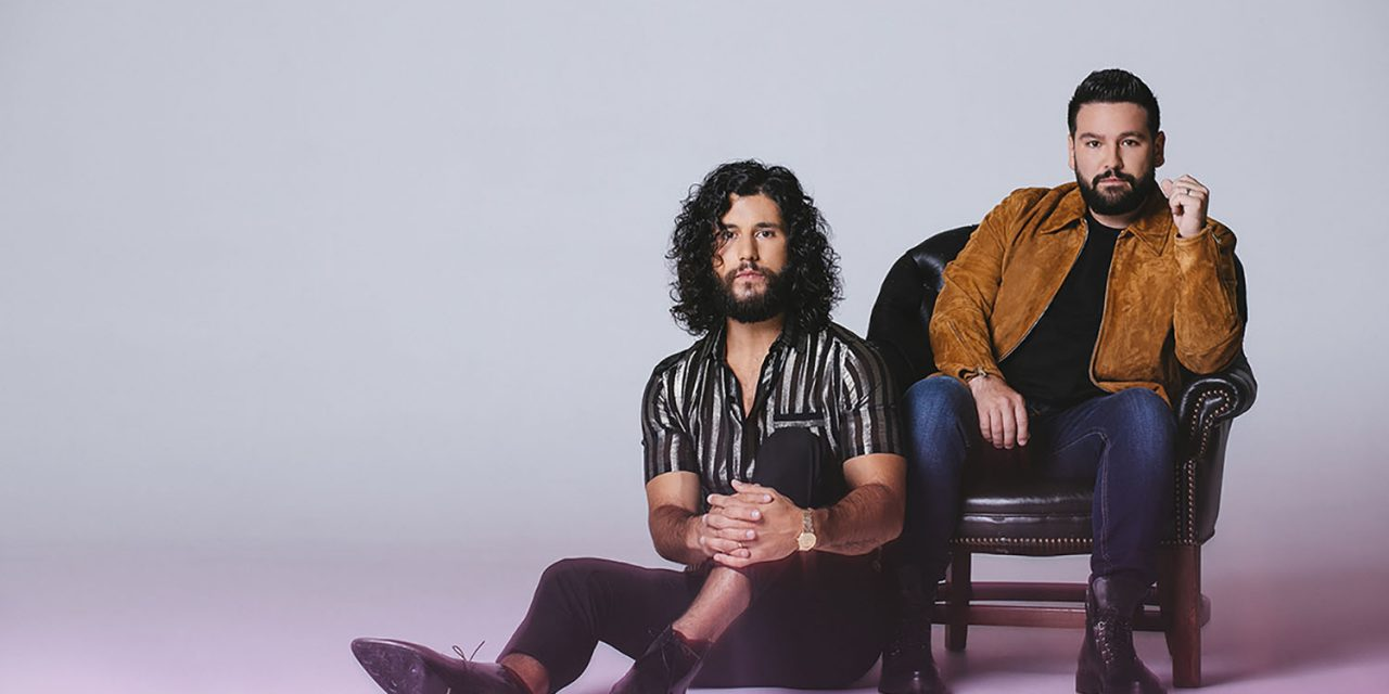 Country/Pop Duo Dan & Shay Coming to Mid-State Fair