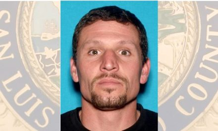 David Wilson of San Luis Obispo Wanted on Charges of Child Molestation