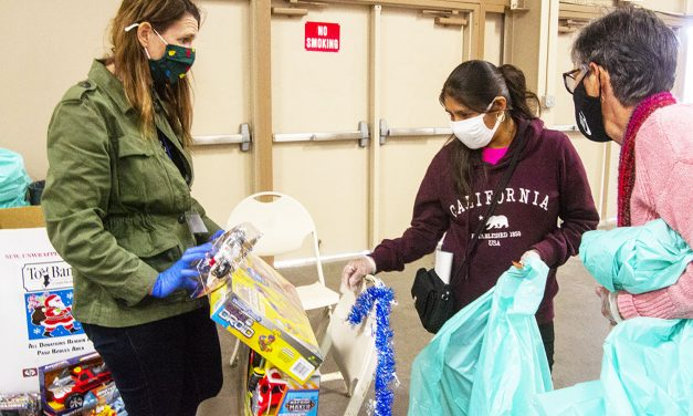 Day of Giving Delivers Holiday Cheer During a Rough Year