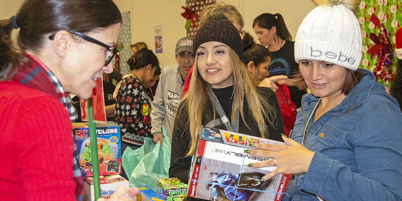 Day of Giving Helps Nearly 400 Families