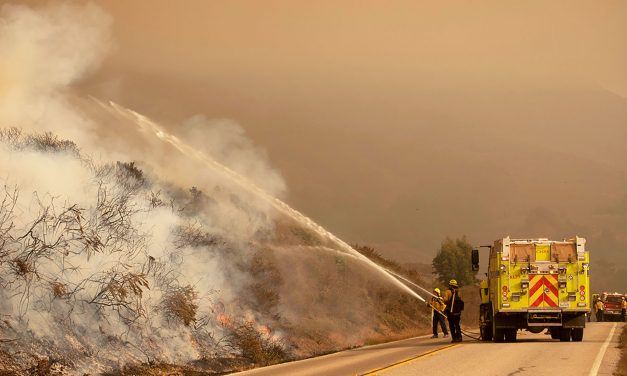 Cal Fire: Progress Made on a Number of Fires Burning in State