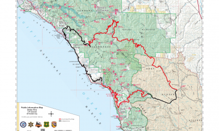 Containment of Dolan Fire Improves to 40%