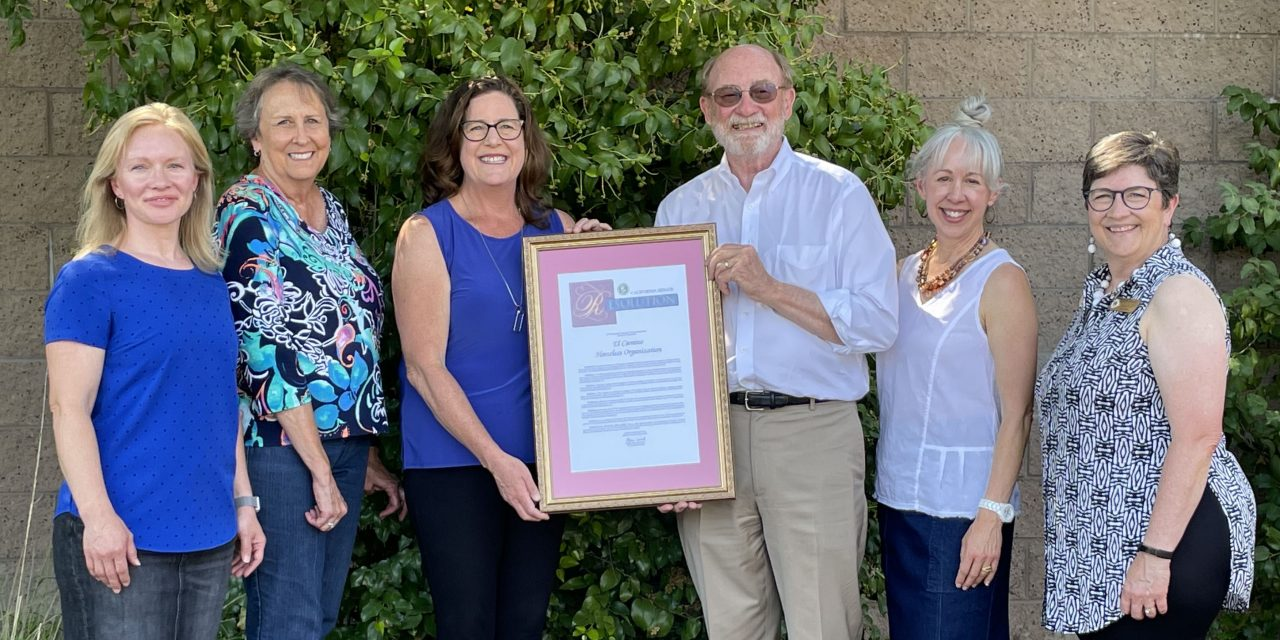 El Camino Homeless Organization Awarded 2021 District 17 Nonprofit of the Year