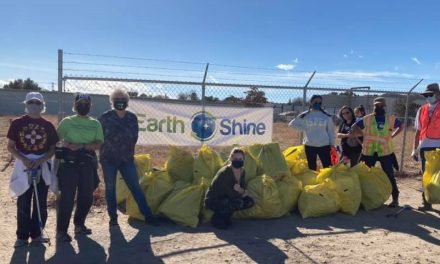 Earth Shine's Team of Volunteers on a Mission to Keep the Central Coast Clean