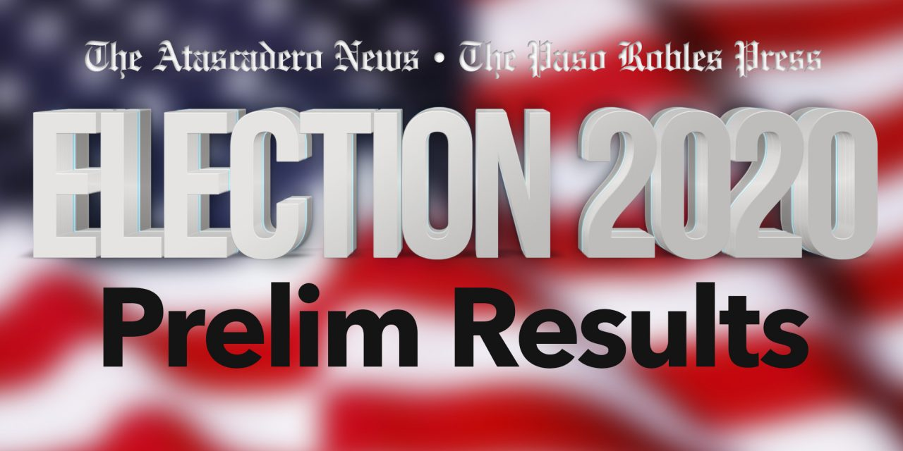SLO County Election Summary Report