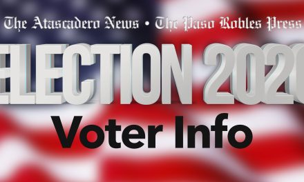 Voter Service Centers and Ballot Drop Boxes in Paso Robles