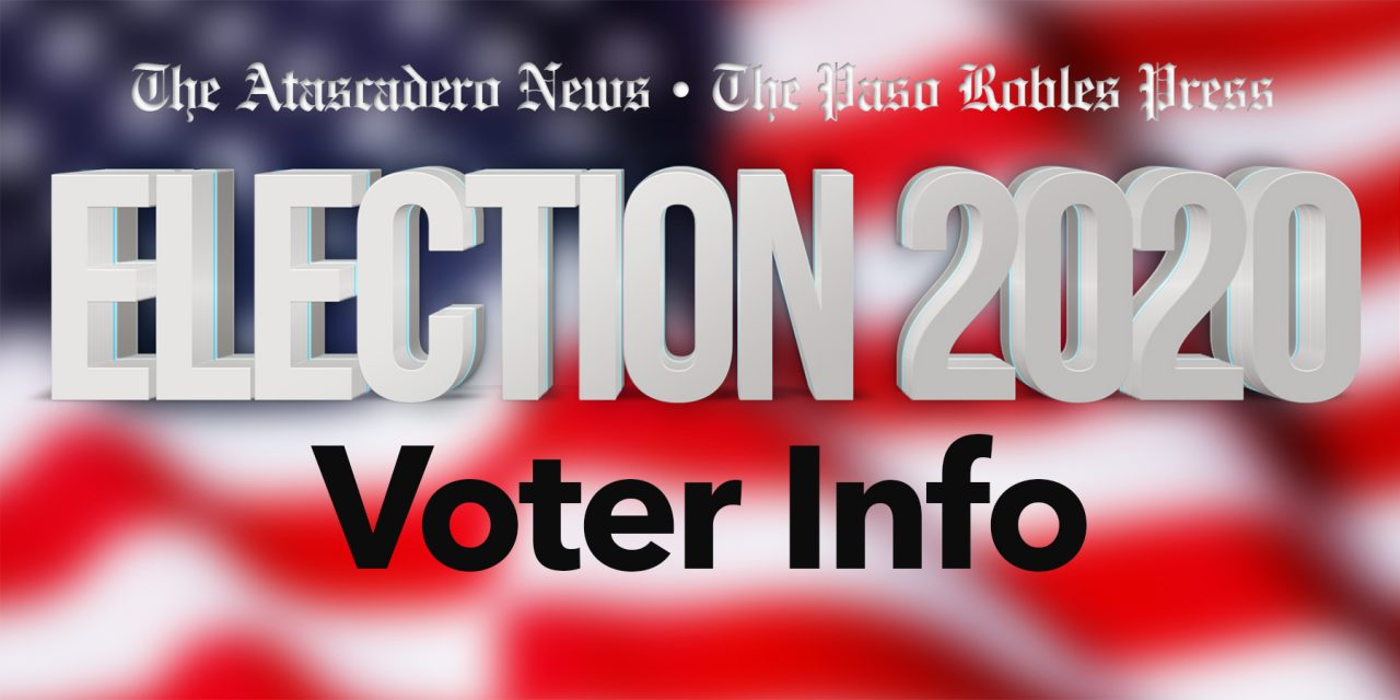 Record Voter Registration in SLO County and Statewide