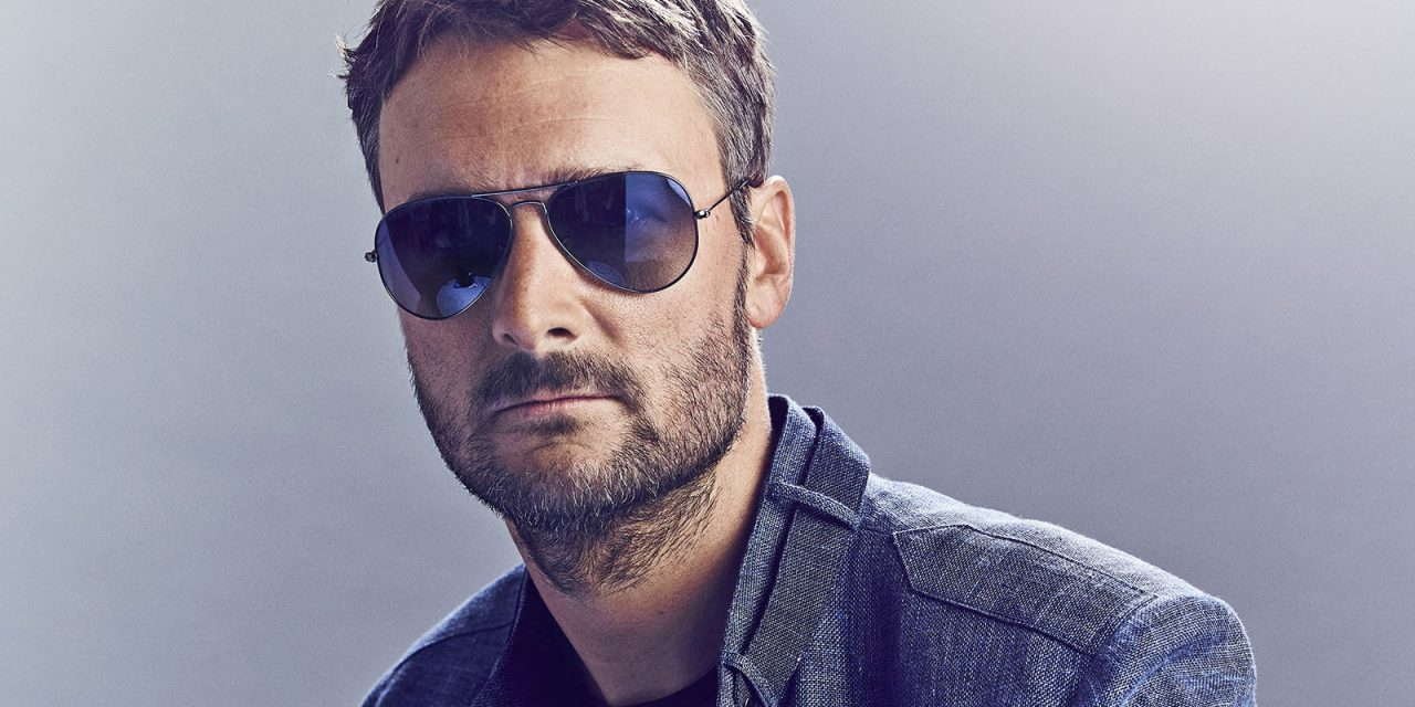 Eric Church To Hit Chumash Grandstand AreNA Stage July 26