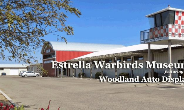 Singing TV Guy Mike Chamberlin Featured Guest at Estrella Warbirds December Dinner