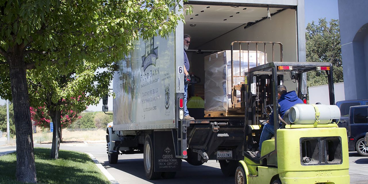 48,000 Pounds of Fair Meat Goes to SLO Food Bank Thanks to Many #FairStrong
