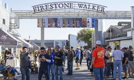Firestone-Walker No. 10 on World's Best Brewers List