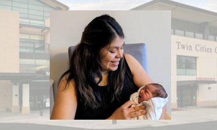 North County Welcomes First Baby of 2021