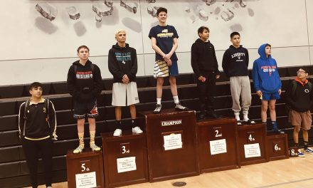 Bearcats Send 8 Wrestlers to Masters