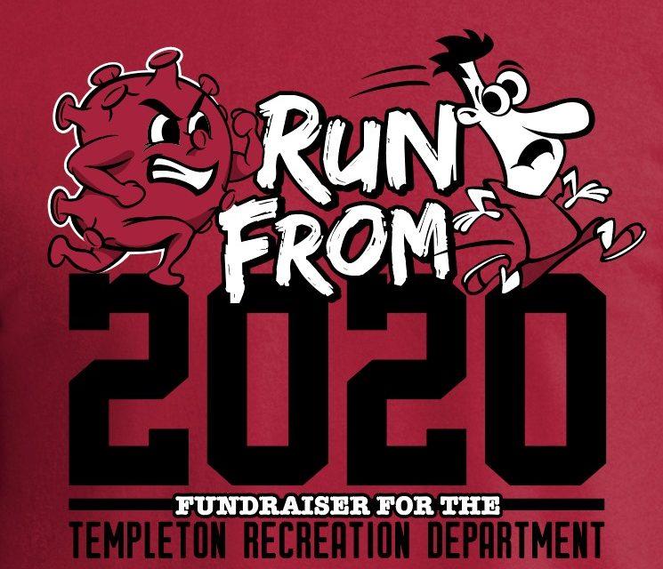 Templeton Recreation Department Organizes 'Run From 2020'
