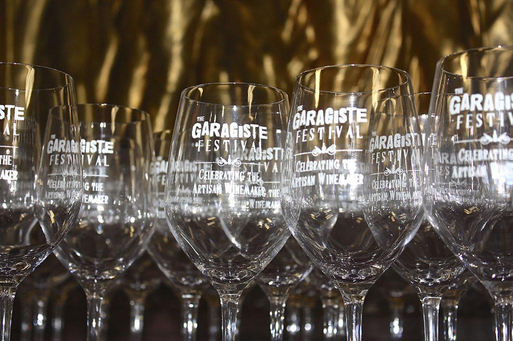Garagiste FEST GLASSES STEM