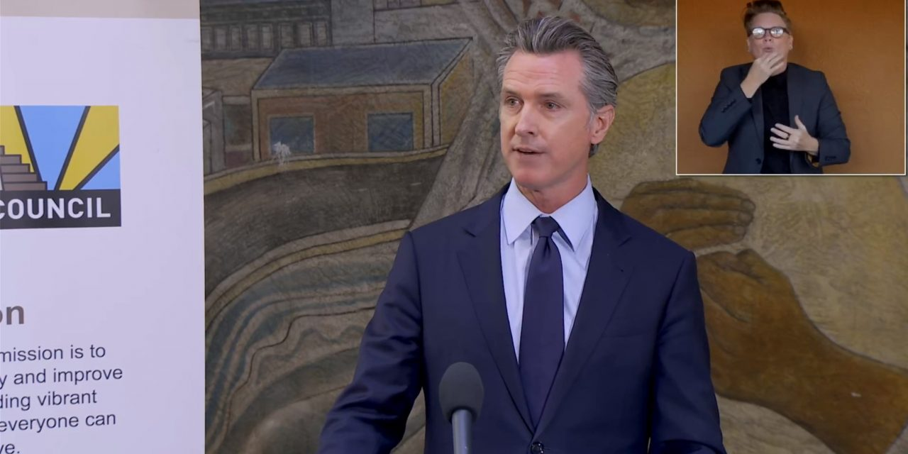 Governor Newsom Introduces a Robust 'California Comeback Plan'