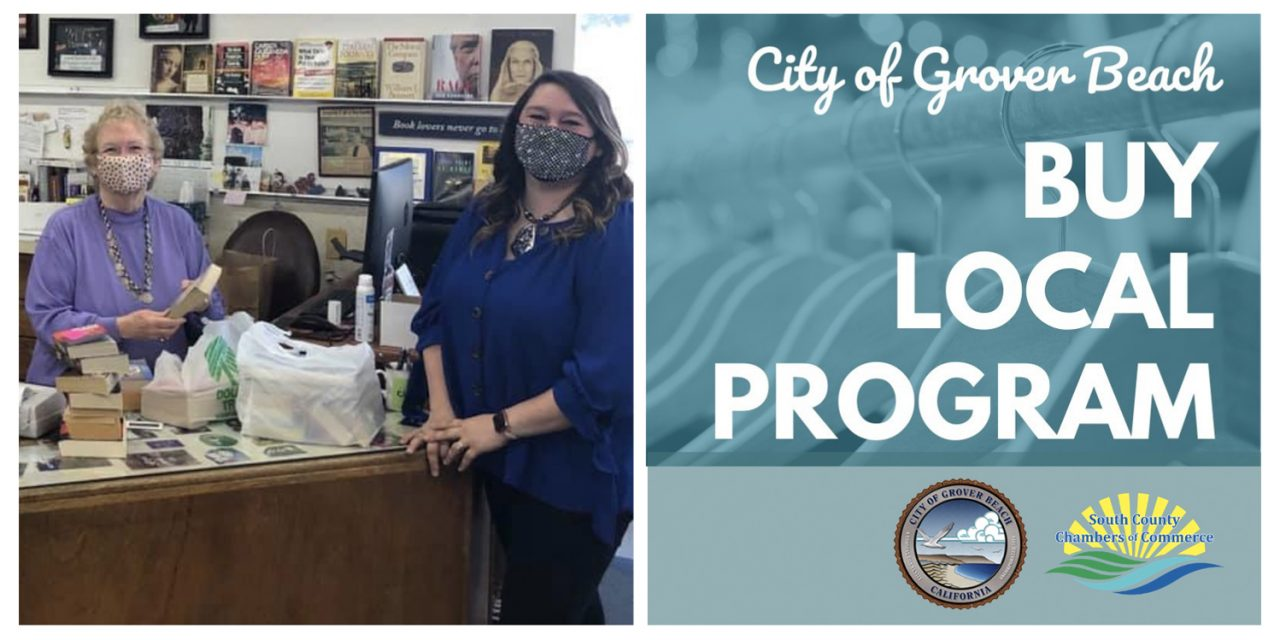 Grover Beach Launches #BuyLocal Program