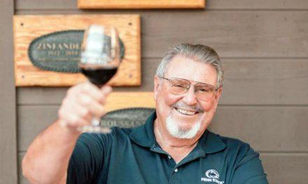 Gary Eberle Named American wine Legend