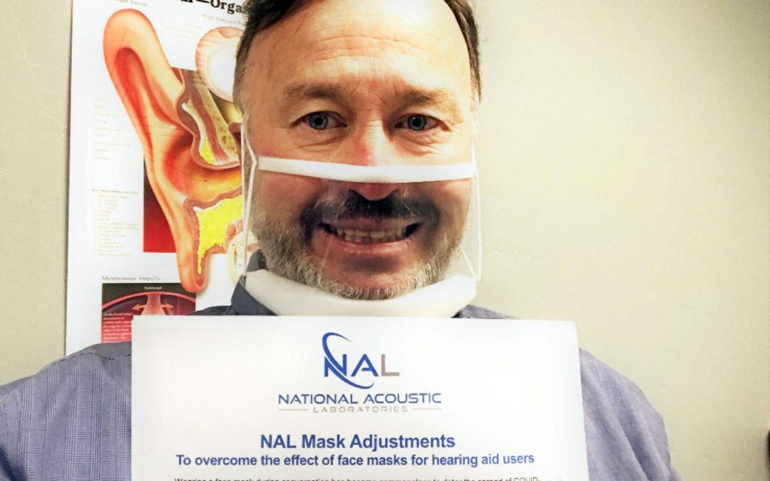 Hearing Aid Specialist of the Central Coast Offers Free Mask-Mode Program for Essential Workers