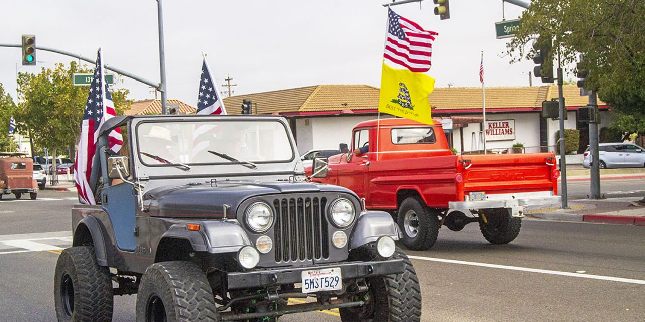 Hundreds Watch, Participate in Paso Robles Heritage and Tradition Cruise