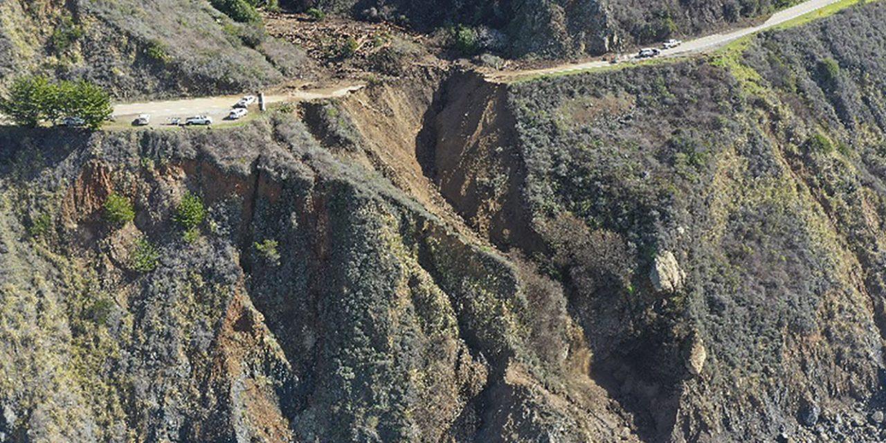 Caltrans Announces Emergency Repairs for Highway 1 at Rat Creek