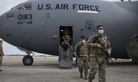 Historic Air National Guard airlift brings troops to D.C.