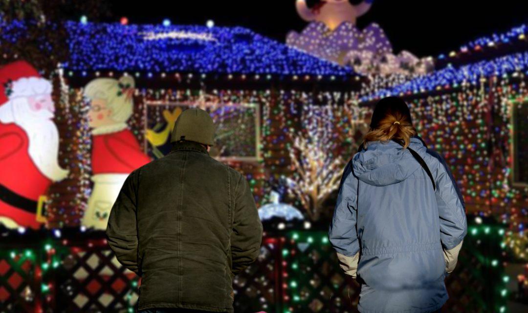 SLO Safe Ride Starts New Holiday Lights Cruise In San Luis Obispo
