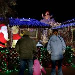 SLO Safe Ride Starts New Holiday Lights Cruise In San Luis Obispo