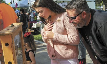 Paso Abuzz at Golden Oak Honey and Pumpkin Festival