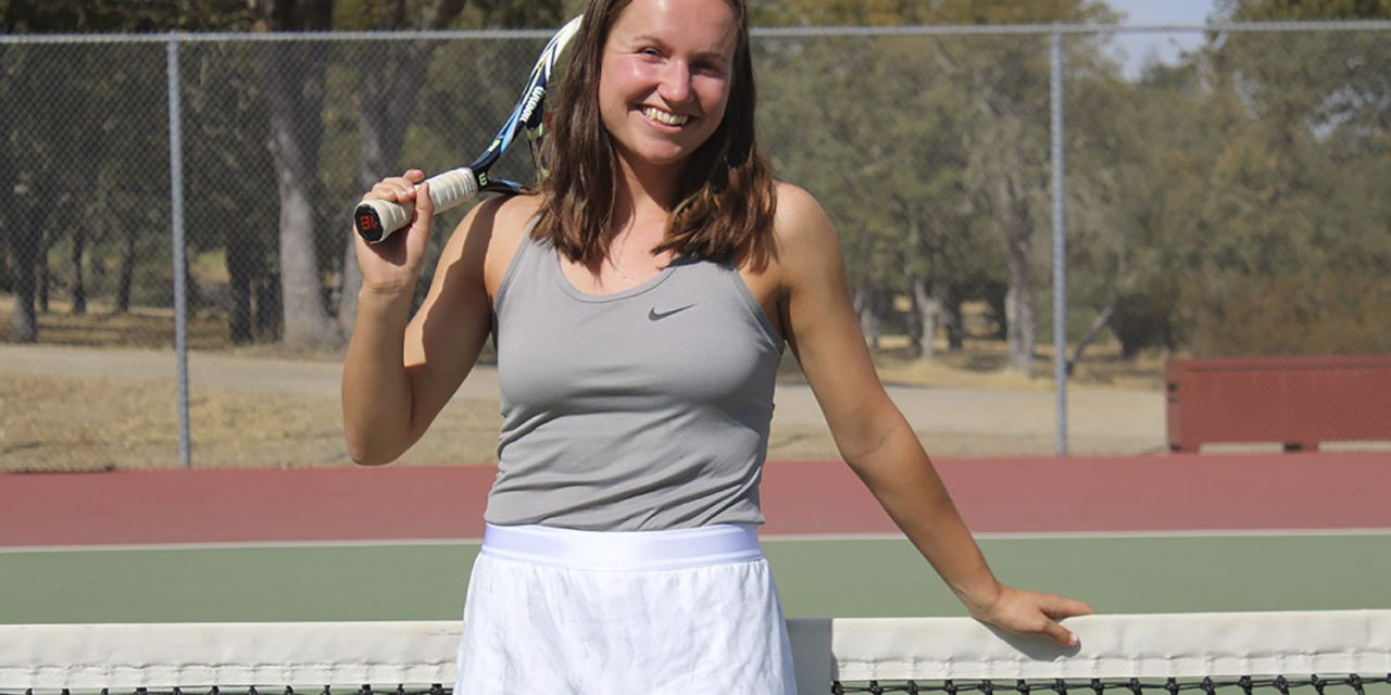 Girls Tennis Player of the Year: Anneline Breytenbach