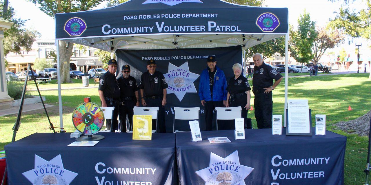 Paso Robles Community Volunteer Patrol: More Than Volunteers