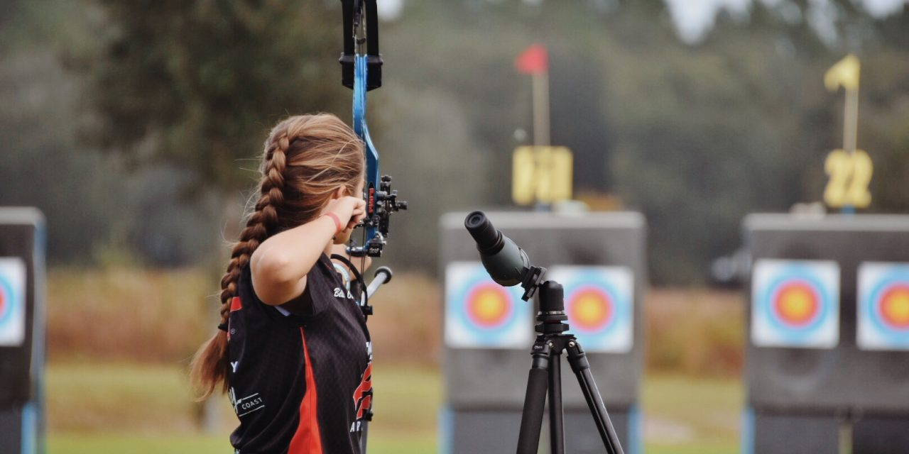 Atascadero Archer Bella Otter Makes USA Archery Team